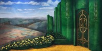 Emerald City Gates