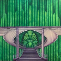 Emerald City Stairs