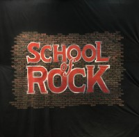 School of Rock Banner