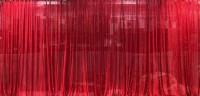 Red Sequin Drapes